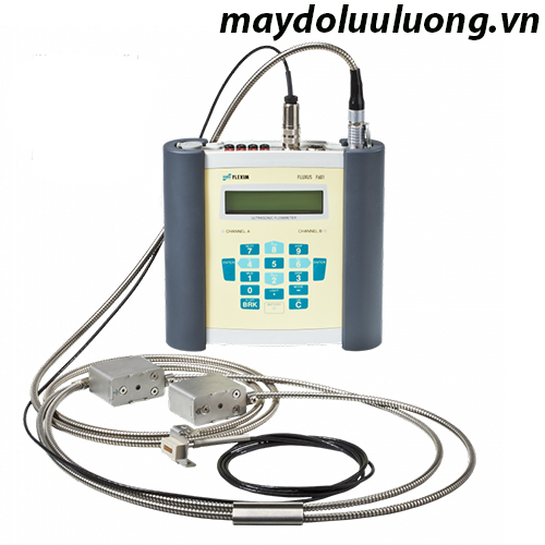 The portable flow meter