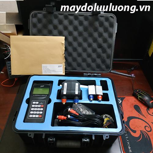 RIP600P handheld ultrasonic flowmeter