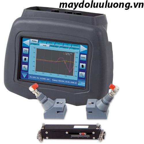 DXN Portable Hybrid Ultrasonic Flow Meter